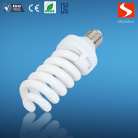 Hangzhou High quality Full spiral light T3 B22 bulb energy saving lamps Cfl light bulbs