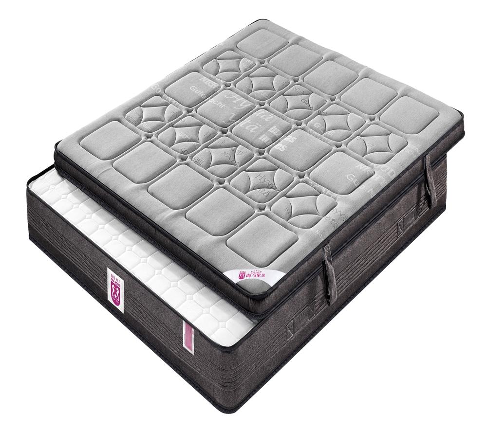 3 Soft foam box spring Hot Sale Cheap Price Mattress mattress single bed at 18 cm height - Jozy Mattress | Jozy.net