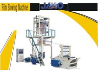 Extrusion Blow Moulding Type PE Plastic Film Blowing Machines