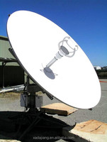 ku band antenna 3m large satellite dish