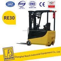 Alibaba china low cost electric mini forklift truck for sale