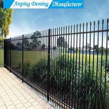 2017 Hot Sale Used Wrought Iron Fencing For Sale