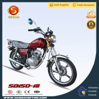 Classical Chopper Model Powerful and Energy Motocicletas 150CC Cruiser Bike SD150-18