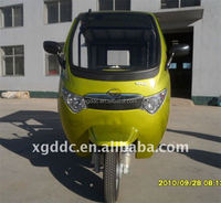 Electric Passenger Tricycle -- Green Tricycle