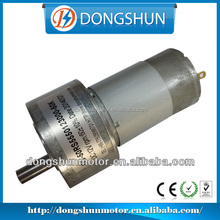 Wholesale top quality gear box 50mm DS-50RS555 12v 1000rpm high torque dc motor