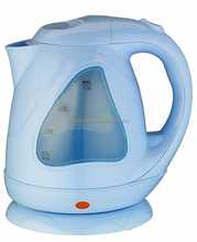 Electric Plastic 360degree rotation Cordless Kettle 1.7L