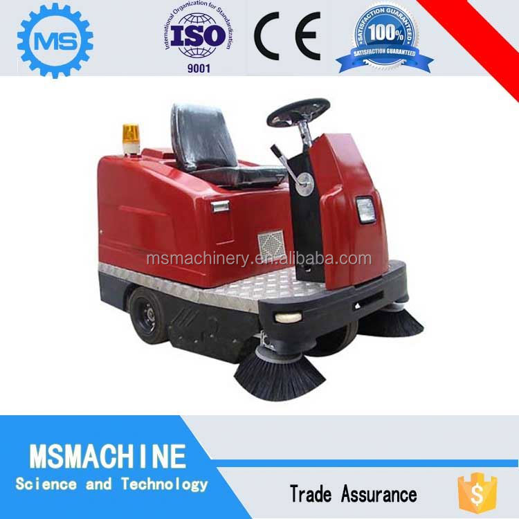 magnetic hang-type sweeper for forklift