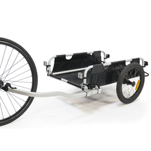 flatbed bicycle cargo camping trailer