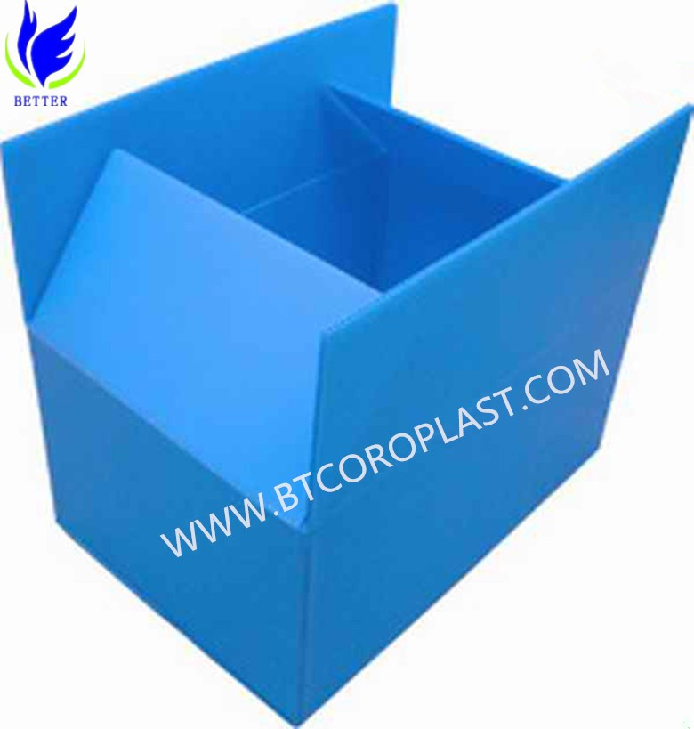 waterproof corrugated plastic box ,Folding corrugated plastic box