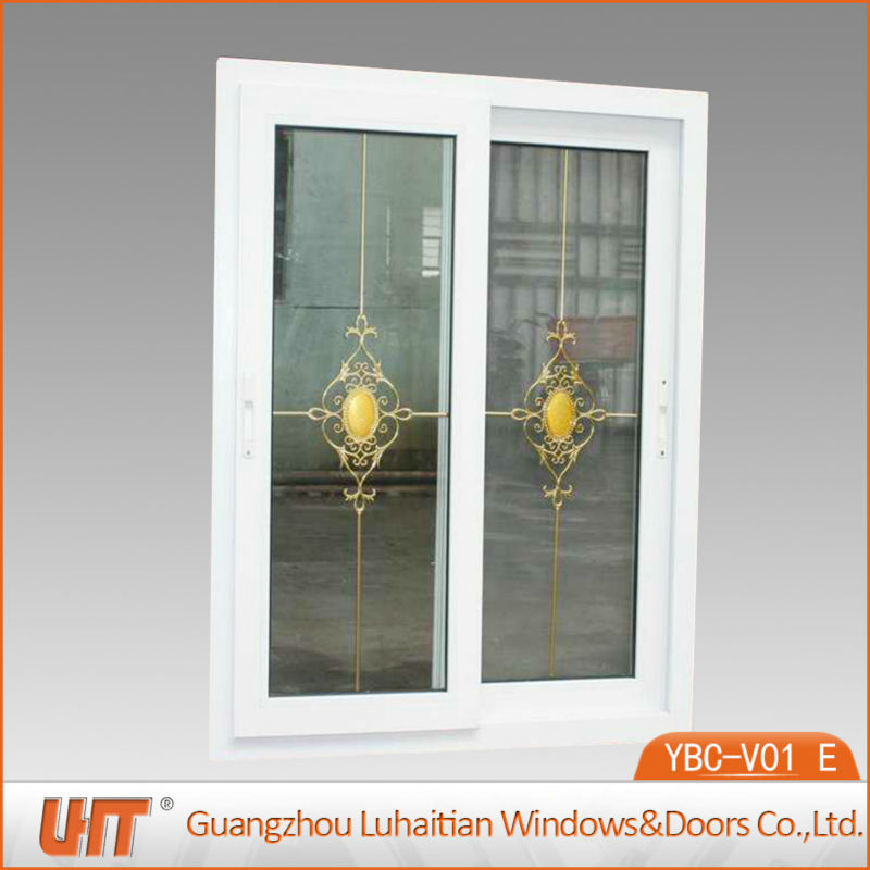 Energy-saving pvc double glazed slididng window manufacturer