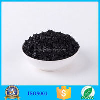Home textile refining with wood powder active carbon