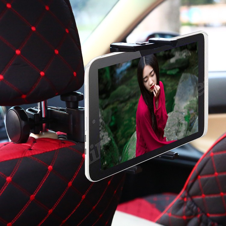 Fashion Universal Car Headrest Mount holder for tablet ipad