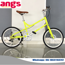 2017 new style 8 speed bicycle 20 inch road bike/student bike hot sale