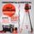 Automatic Red Beam Self-leveling Rotary Red Laser Level with Tripod and 5m Staff