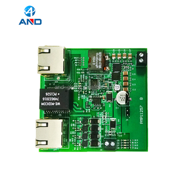 Wells provide Turnkey Control Card Pcb Assembly service