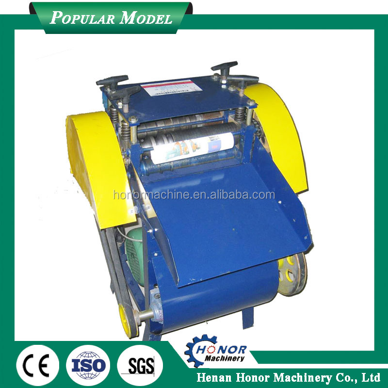 Coaxial Wire Cable Stripping Peeler Machine for sale