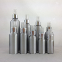 cosmetic spray bottles aluminum spray bottle refillable perfume spray bottle