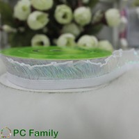 China manufacture custom elastic ribbon for garment accessories