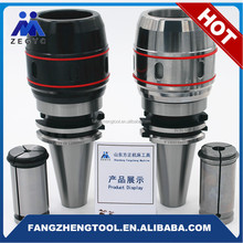 high quality straight collet chuck milling power chuck arbors