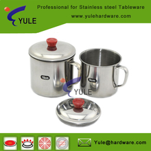 popular office stainless steel coffee mug use in house and office