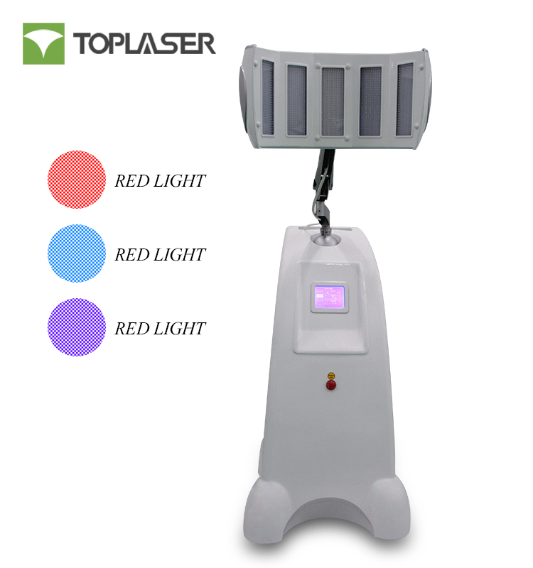 Hot sale LED light skin rejuvenation photo-assisted skin care machine