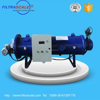 Filtrascale electrocoagulation machine application in coal mine