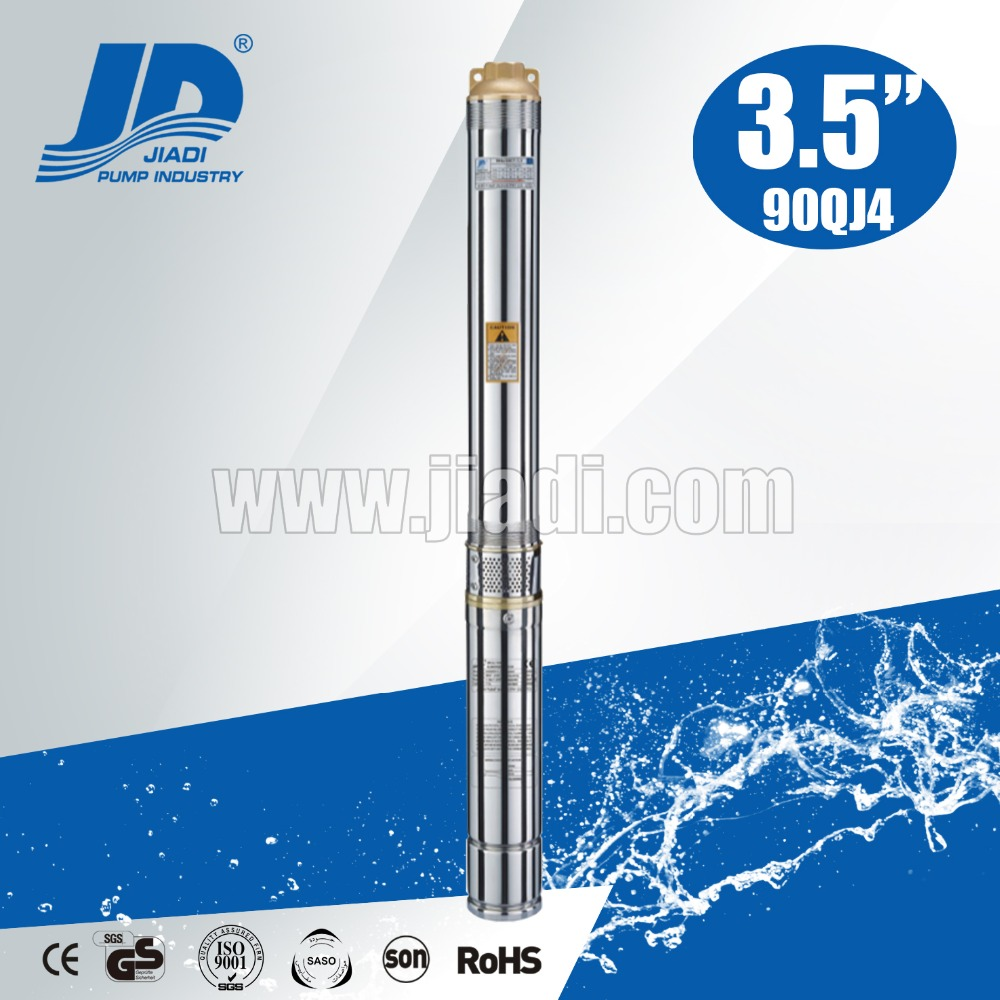 "3.5"" 90QJ4 best submersible pumps brands"