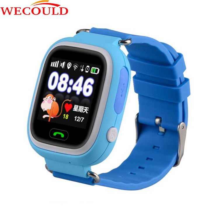 Wecould best quality smart watch mobile phone 3G WCDMA gps tracker wrist watch phone android wifi 3g