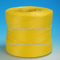 pp cable filler yarn/polyester sewing thread/packing rope/twine straw