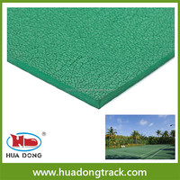 indoor outdoor basketball court synthetic sports rubber flooring mat