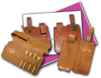 GLOLF ACCESSORIES LEATHER