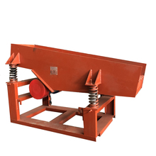 Customised model 650*2500 vibrating grizzly feeder price