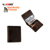 2018 hot sale cheap price New coming leather man wallet
