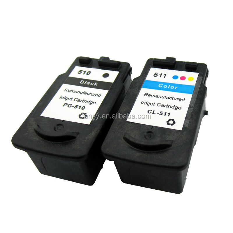 compatible ink cartridge CL-511/ 510 printer cartridges