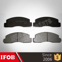high quality Ifob car spare Parts Chassis Parts Front Break Pads oem 04465-26030 For Toyota HIACE 2L/3L 2L/3L