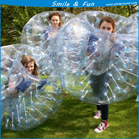 High quality inflatable bumper ball, body ball , body bounce water ball