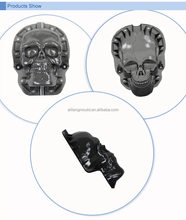 Customized Halloween plastic skull head injection mould