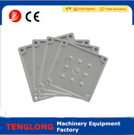 PP material filter press plate is consumables