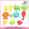 High quality China market different color educational sand toys