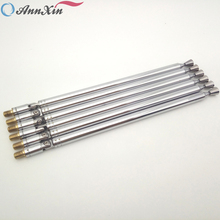 Customized 8 Sections 1M Telescopic Antenna Suppliers Telescopic Rod Antenna