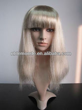 blonde wigs for white women