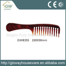 Buy wholesale from china mens plastic hair comb
