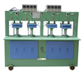 Shoes machine, shoes insole forming machine