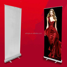 advertising roll up banner stand aluminium