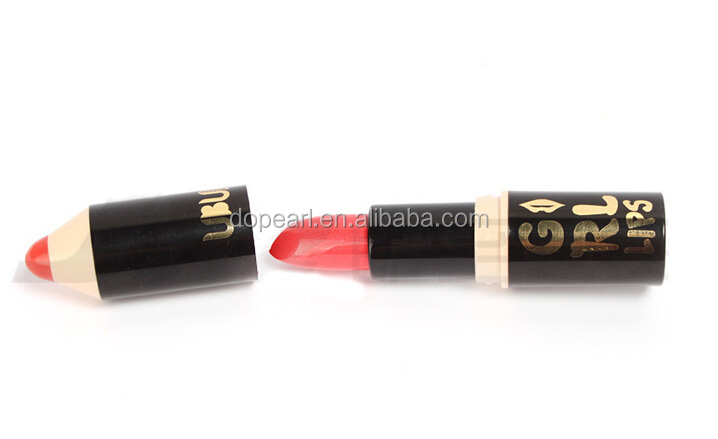 Hot beauty lady makeup waterproof lip pencil lip pen lipstick