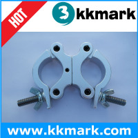 Heavy duty pipe double sided clamp for stage light hanging clamp