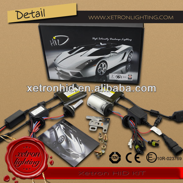 Newest Error Free 35W Canbus Pro Xenon Kit H1 H3 H4 H7 H8 H9 H10 H11 H13 9004 9005 9006 9007 D1S/R/C D2S/R/C for Car Headlamp
