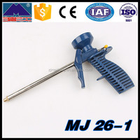 PP handle Chinese best quality and reusable air caulk gun