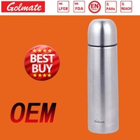 SGS low price double wall stainless thermos wholesale