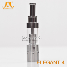 Vaporizer pen Jomotech elegant 4, 510 dual coil Clearomizer with 7 colors